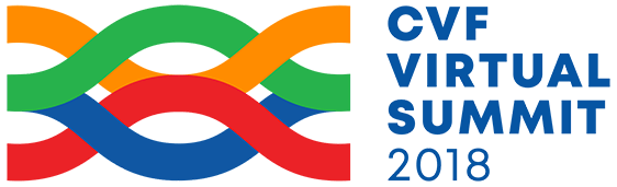 CVF Virtual Summit 2018 logo